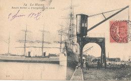 76 // LE HAVRE    Bassin Belbot, Chargement De Coton - Le Havre