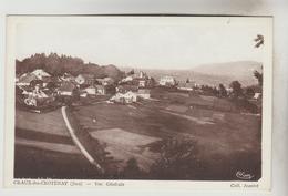 CPSM CHAUX DES CROTENAY (Jura) - Vue Générale - Autres Communes