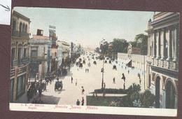 Mexico **  Avenue Juarez  Animée **    Avenida Animada Juárez  *  Mexique  México  * - Mexique