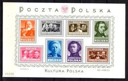 Pologne Bloc-feuillet YT N° 9 Neuf ** MNH. TB. A Saisir! - Blocs & Feuillets