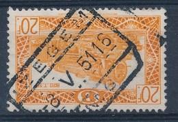 """TR 316 - """"IZEGEM Nr 6"""" - (ref. 23.192) - Chemins De Fer"""