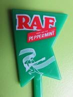 067 - Touilleur - Agitateur - Mélangeur à Boisson - RAF Peppermint - Swizzle Sticks