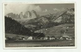 VAL DI FASSA - CAMPITELLO - VIAGGIATA FP - Trento