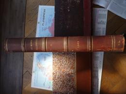 Le Monde Illustré 1889 Premier Et Second Semestres Dans La Même Reliure - Magazines - Before 1900