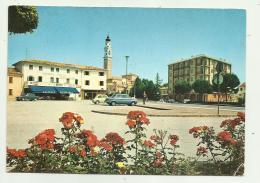 SPRESIANO - PIAZZA LUCIANO RIGO  - VIAGGIATA FG - Treviso