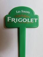 070 - Touilleur - Agitateur - Mélangeur à Boisson - Les Sirops Frigolet - Swizzle Sticks