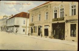 """Postcard, Romania, Turnu Severin, Royal Hotel, 1919, Printed By """"Galeria De Cadouri"""" A.D. Maier & D. Stern, Bucuresti - Bâtiments & Architecture"""