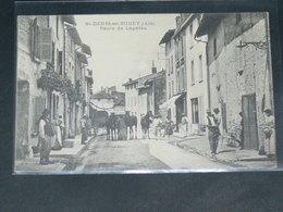 SAINT DENIS EN BUGEY  /  Arrondissement Belley   1910  /   RUE     ....  EDITEUR - France
