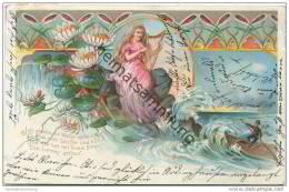 Loreley - Künstlerkarte - Contes, Fables & Légendes