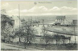 Merbes-le-Château. Le Pont. - Merbes-le-Château