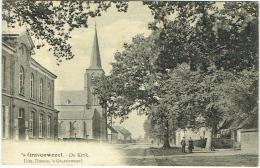 's Gravenwezel. De Kerk. - Schoten