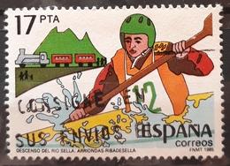 ESPAÑA 1985 Grandes Fiestas Populares Españolas. USADO - USED. - 1931-Hoy: 2ª República - ... Juan Carlos I