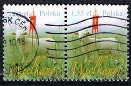 Polen 2010, Michel# 4474 O Ostern - 1944-.... República
