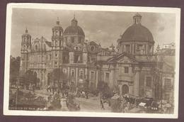 Mexico * Basilique Notre-Dame-de-Guadalupe  * Basilica De Guadalupe *   Mexique  México - Mexique