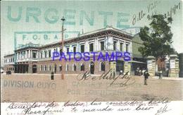 95096 ARGENTINA LA PLATA BUENOS AIRES STATION TRAIN ESTACION DE TREN 1909 ED BARBIERI POSTAL POSTCARD - Argentina