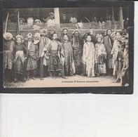 Costumes Et Acteurs Annamites - Viêt-Nam