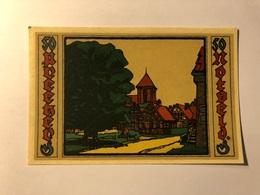 Allemagne Notgeld Preetz 50 Pfennig - [ 3] 1918-1933 : Weimar Republic