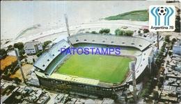 95103 ARGENTINA ROSARIO FUTBOL SOCCER WORLD CUP 78 STADIUM POSTAL POSTCARD - Argentina