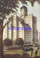 95102 ARGENTINA BUENOS AIRES PUBLICITY CITY HOTEL POSTAL POSTCARD - Argentina