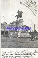 95105 ARGENTINA BUENOS AIRES PALERMO MONUMENTO A GARIBALDI POSTAL POSTCARD - Argentina
