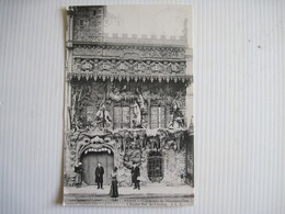CPA 75 Montmartre , Cabaret De L' Enfer Boulevard De Clichy  1906 T.B.E. Pli Bas G - Other