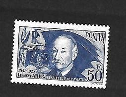 FRANCE 1938 N° 398 Papier Carton Luxe - France