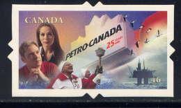 CANADA - 1817** - 25è ANNIVERSAIRE DE PETRO-CANADA - Unused Stamps