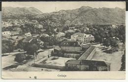 Cetinje - Cettigne - цетиње / Annullo Posta Militare - Montenegro