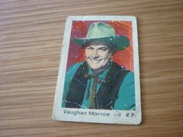 Vaughan Vaughn Monroe Old Greek '60s Game Trading Card - Trading Cards