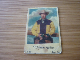 William Elliot Old Greek '60s Game Trading Card - Trading Cards