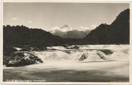 X2942 Chile - Rio Petrohué Y Pontiagudo / Non Viaggiata - Cile