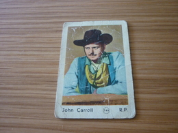 John Carroll Old Greek '60s Game Trading Card - Trading Cards