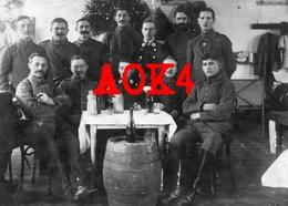 MONS Hainaut Kriegslazarett Handelsschule Ecole De Commerce Occupation Allemande Hopital Civil Militaire 1918 Infirmier - Mons