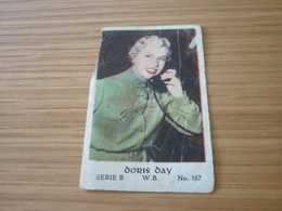 Doris Day Old Greek '60s Game Trading Card - Trading Cards