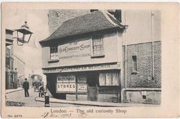 London - The Old Curiosity Shop - London Suburbs