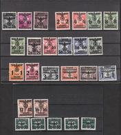 Deutsches Reich Besetzungen Polen Generalgouvernement **  14-39  Katalog  170,00 - Besetzungen 1938-45