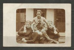 BULGARIA    - CHILDREN -  VINTAGE POST CARD ORIGINAL PHOTO - D 2324 - Unclassified