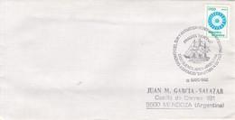 SOBERANIA ARGENTINA EN LAS ISLAS MALVINAS Y ANTARTIDA 1982. PATRIOTIQUES ARGENTINE ILES MALOUINES MALVINAS- BLEUP - Falkland Islands