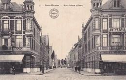 Sint Niklaas, Saint Nicolas, Rue Prince Albert (pk49048) - Sint-Niklaas