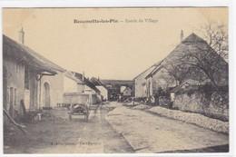 Haute-Saône - Beaumotte-les-Pin - Entrée Du Village - Otros Municipios