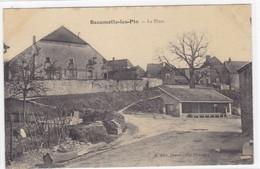 Haute-Saône - Beaumotte-les-Pin - La Place - France