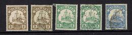 LIQUIDATION..Germany ...Mariana Islands - Lots & Kiloware (mixtures) - Max. 999 Stamps