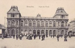 Brussel, Bruxelles, Gare Du Nord (pk49057) - Spoorwegen, Stations