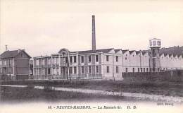 54 - NEUVES MAISONS : La Bonneterie - CPA - Meurthe & Moselle ( Industrie Usine Entreprise Fabrik Fabriek ) - Neuves Maisons