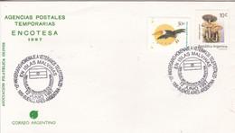 15° ANIV HOMENAJE VETERANOS EN ISLAS MALVINAS. BS AS 1997. ILES MALOUINES MALVINAS- BLEUP - Falkland Islands