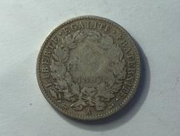FRANCE 2 Francs 1887 A - Silver, Argent - France
