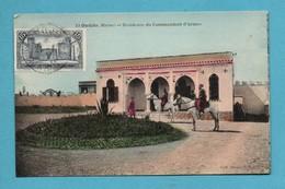 Maroc Oujda Residence Du Commandant D ' Armes - Maroc
