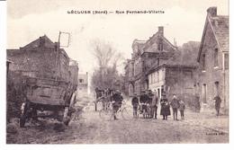 L'ECLUSE (nord) /-Rue Fernand-Vilette - France