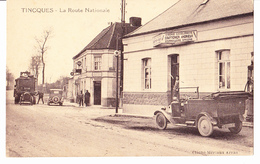 TINCQUES /La Route Nationale - Francia