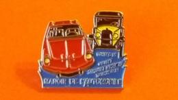Pin's Manoir De L Automobile  ALPINE  A 108 - Badges